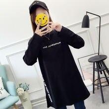 Новая женская футболка оверсайз модная повседневная одежда с