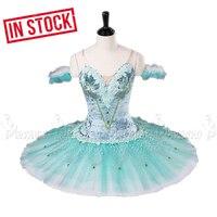 IN STOCK Don Quixote Costume For Sale Aqua Dryad Queen ballet tutu costumes Candide Fairy professional tutu Fairy of Joy BC010