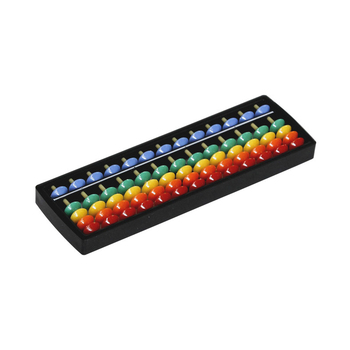 Children's Abacus Mental Arithmetic Colorful Abacus Arithmetic Soroban Mathematical Calculation Tools Educational Toys