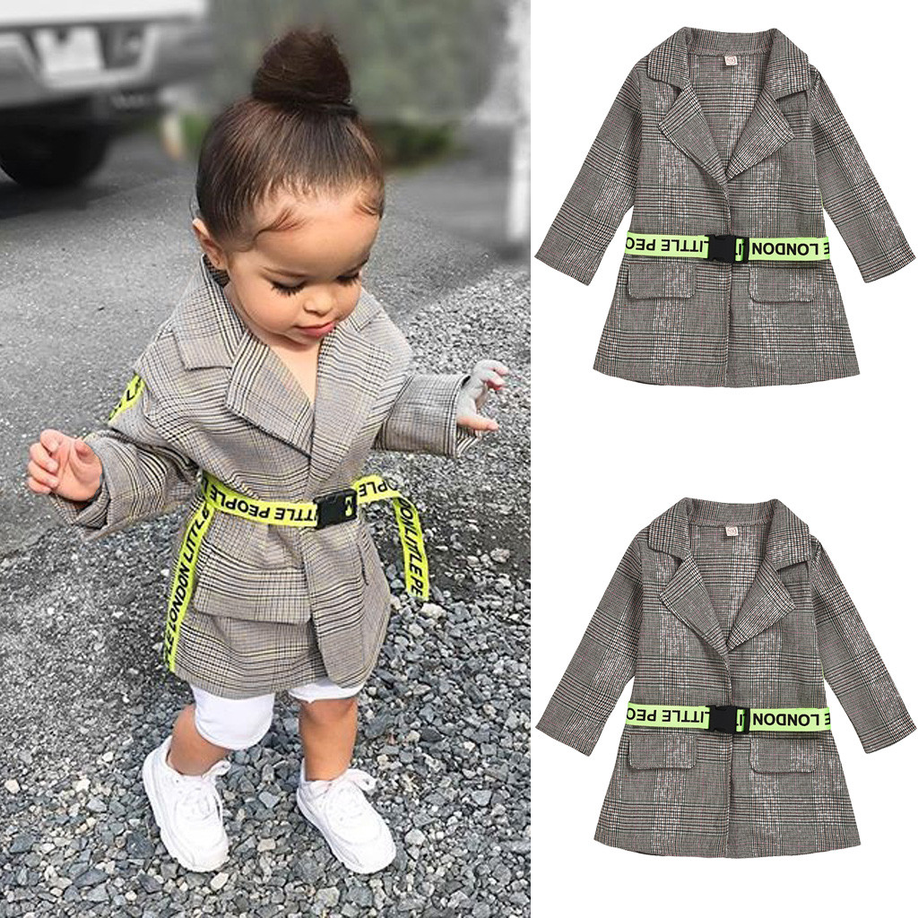 Amiley Childrens clothing Dress Coats Newborn Infant Baby Boys Girls Long Sleeve Print Romper Clothes
