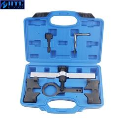 6 Pcs Engine Timing Locking Tool Kit Voor Bmw V8 N63 N74 X6 Drive 550I 750I 760I Motoren