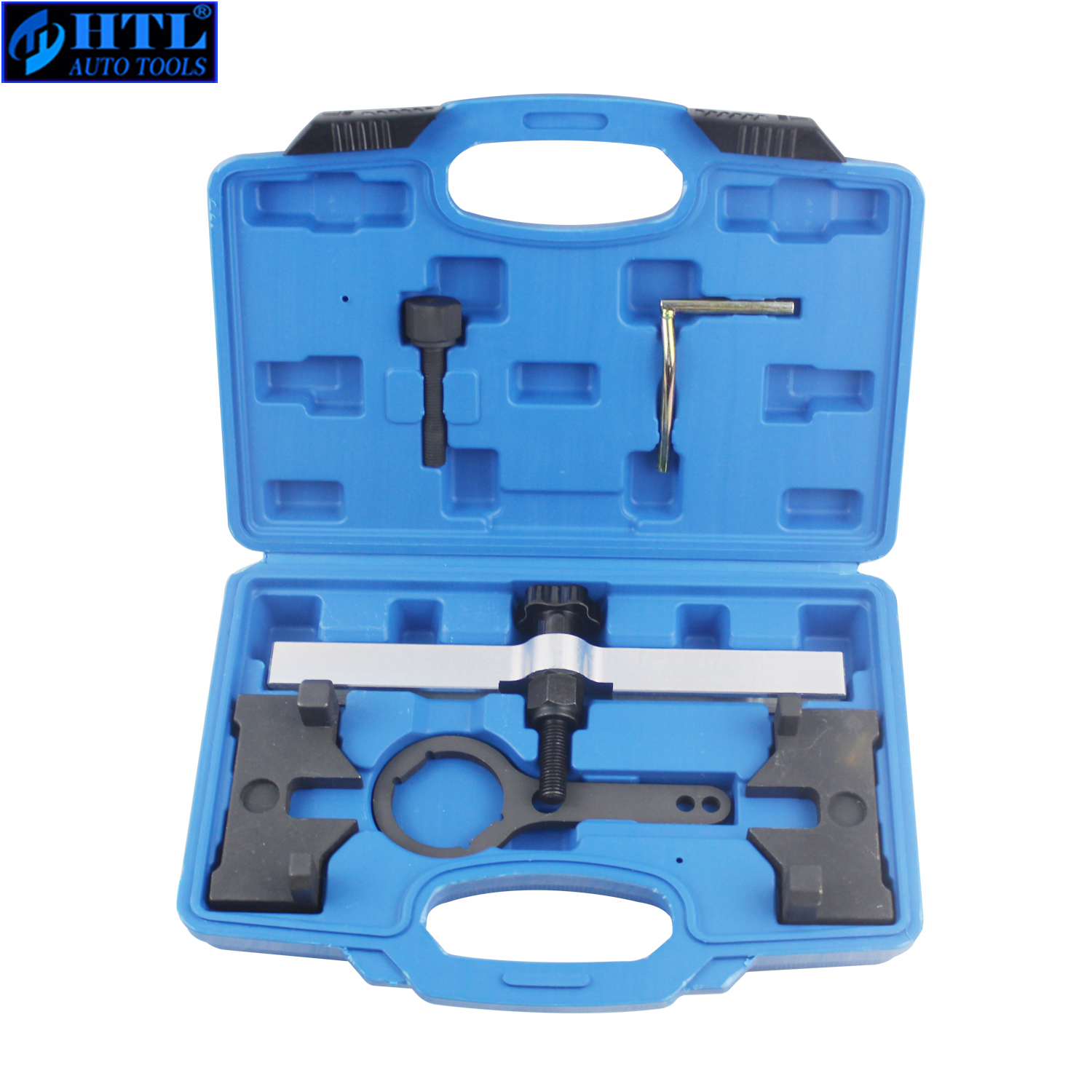 6PCS Engine Timing Locking Tool Kit  FOR BMW V8 N63 N74 X6 Drive 550I 750I 760I Engines