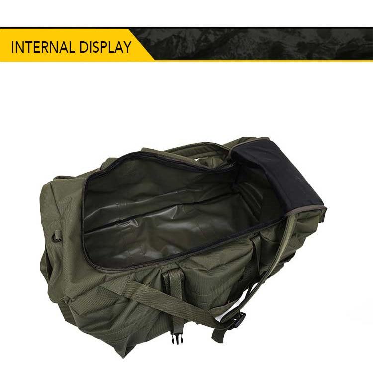 tático mochila impermeável oxford caminhadas acampamento mochilas