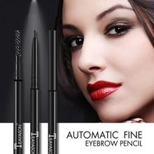 1 шт., автоматический карандаш для бровей с двойными концами, 1,5 мм, ультратонкий, водостойкая, долговечная ручка CNT 66