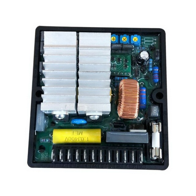 NEUE SR7 AVR Automatische Spannungs Regler Stabilisator für diesel generator set lichtmaschine teil niedrigere versand kosten