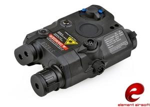 Image 5 - Z TAC element airsoft Weapon Mounted light Tactical LA PEQ15 flashlight EX276 BK
