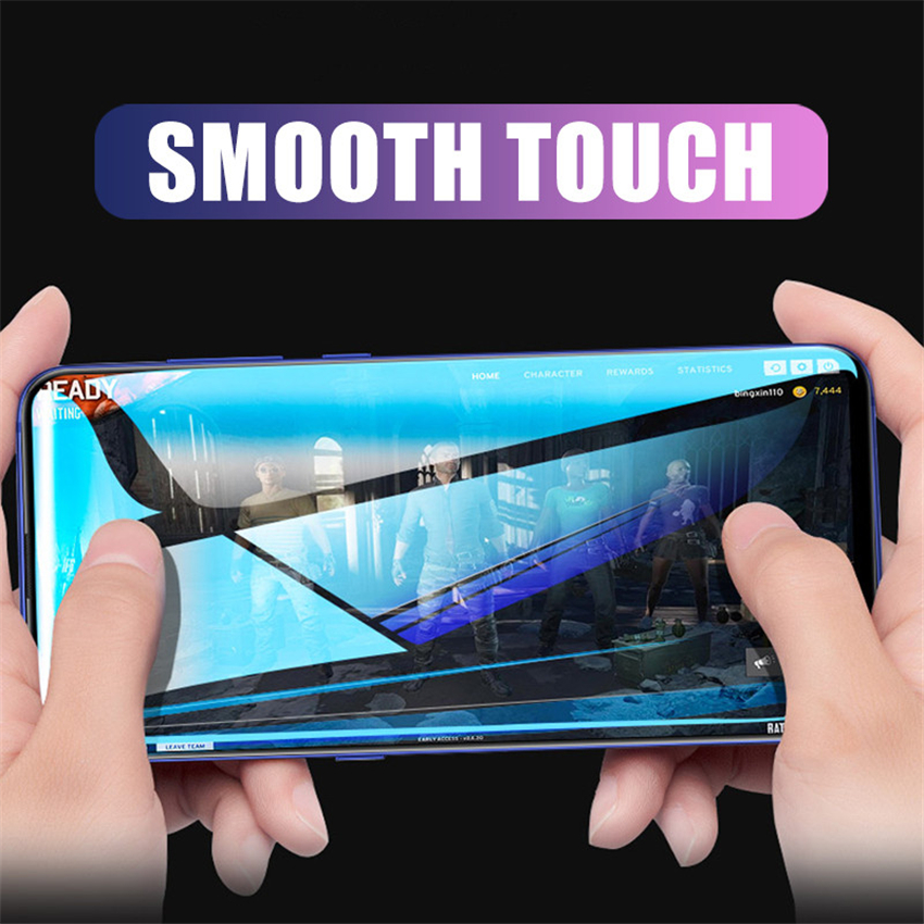 Image 5 - 9D Full Cover Tempered Glass For Huawei honor 9X 8X 8C 8A Screen Protector For Honor 10 9 8 Lite Note 10 View 20 V20 Glass Film-in Phone Screen Protectors from Cellphones & Telecommunications
