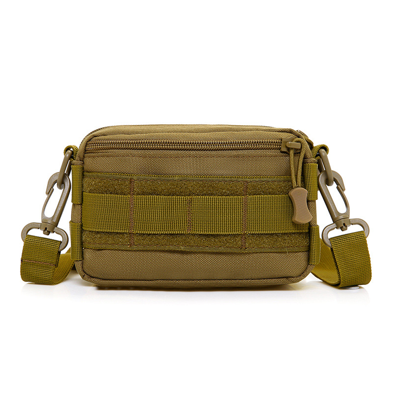 Cross Border Army Camouflage Outdoor M3 Commuter Bag Tactical Mini Wallet Men's Accessories Bag Carry-on Pack Shoulder Bag