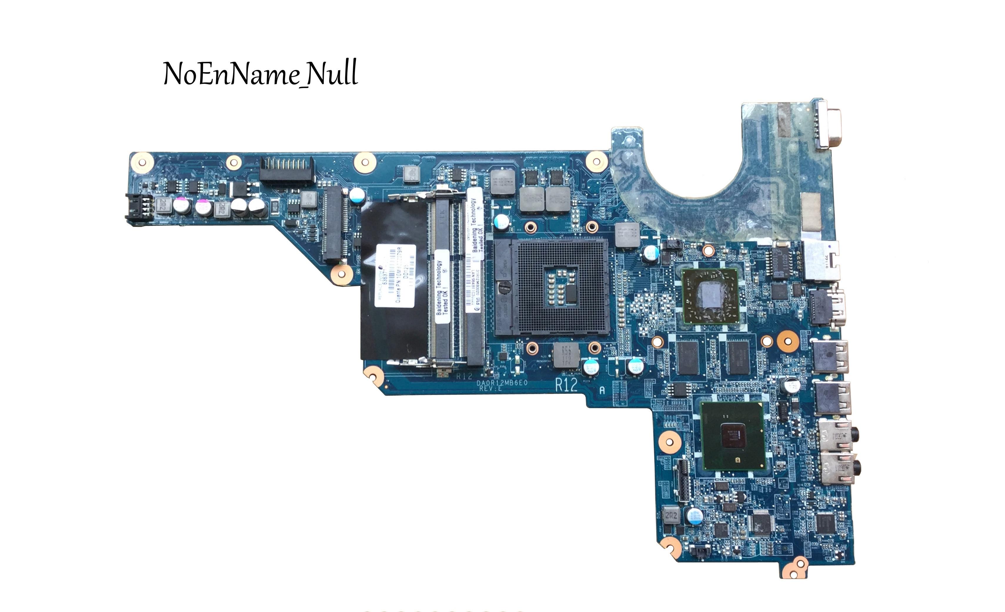 636371 001 for HP PAVILION G7T 1000 G4T 1000  for HP G4 G6 G7 Laptop Motherboard DA0R12MB6E0 DA0R12MB6E1 100% tested working|motherboard motherboard|laptop motherboard|hp g4 - title=