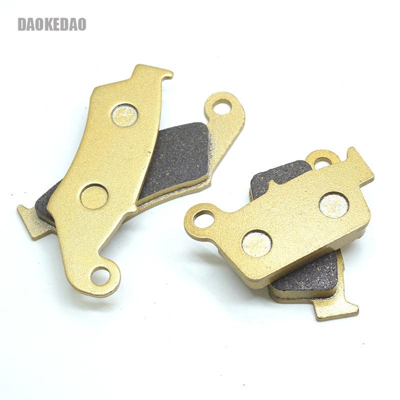 Купить комплект передних и задних тормозных колодок для мотоцикла yamaha