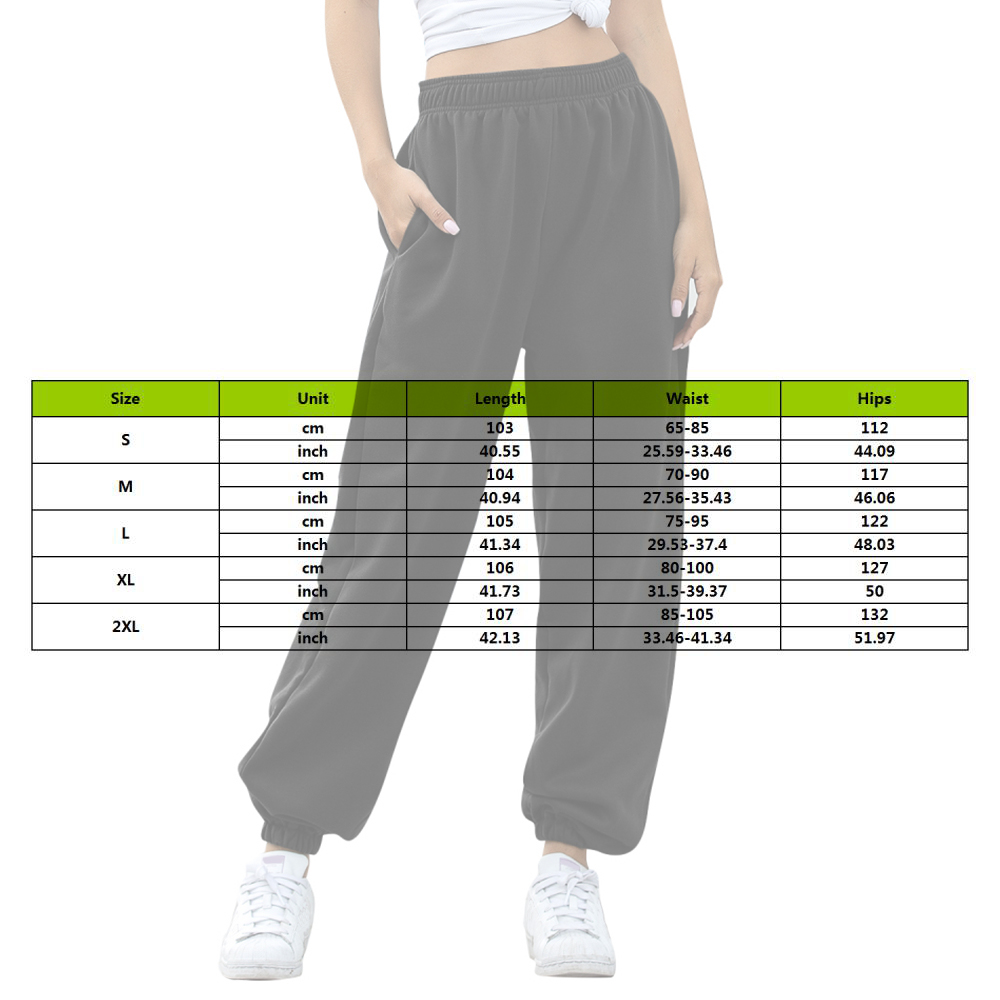 Women Loose Joggers-Casual Fitness Pants