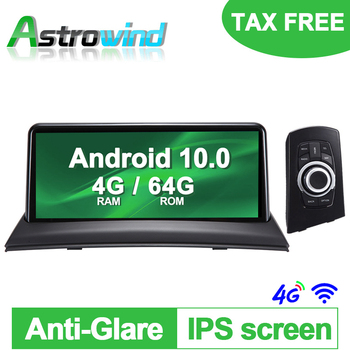 "idrive, 10.25"" Android 10.0 System Car GPS Navigation Media Stereo Radio For BMW X3 E83 2004-2009, with idrive"