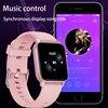 LIGE Woman Smart Watch Women Fitness Watch Smart Watch Men Waterproof Music Weather Display for Android ios Reloj Inteligente review