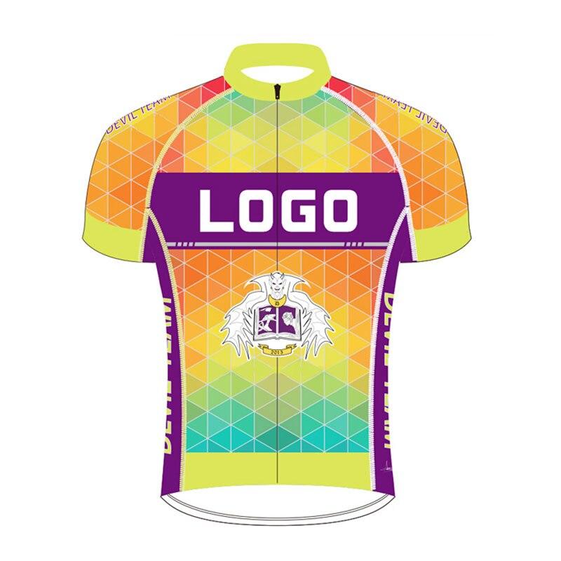 CHEJI Custom Cycling Clothing High Quality Factory Direct Sale Bicylce Jersey Bib Shorts Set Breathable Quick dry Bike Wear