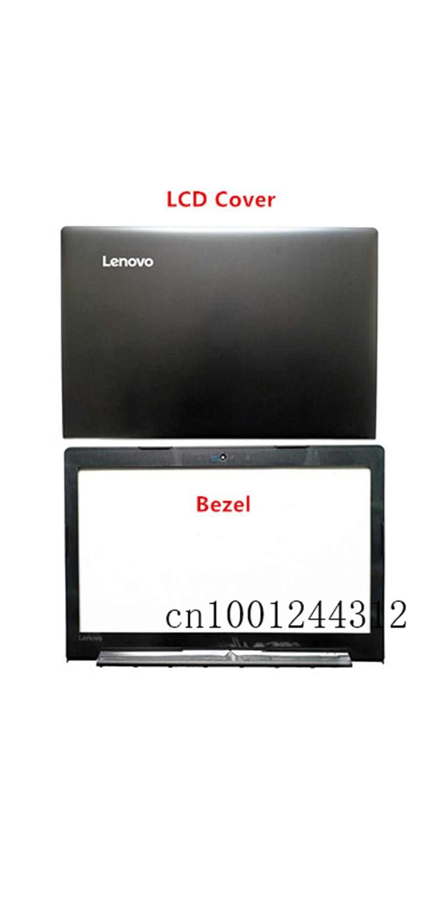 New Original For Lenovo Ideapad 310-15 310-15IKB 310-15ISK LCD Rear Top Lid Back Cover W/Antenna  /Bezel 5CB0L35899 5b30L35928