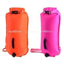 Inflatable Flotation Bag Life Buoy PVC Waterproof Dry Bag Swimming Backpack Kayak Fishing Camping Hiking Rucksack