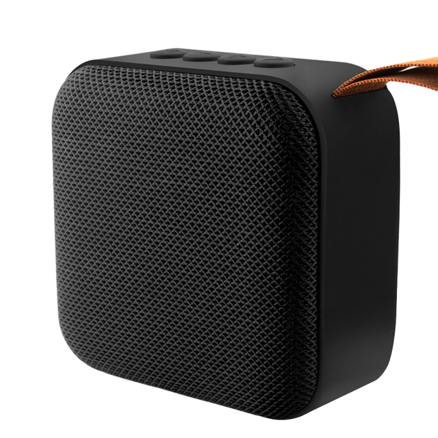 Mini Portable Bluetooth Wireless Speaker Loudspeaker Sound System Stereo Music Surround Outdoor Speaker Support FM Radio TFCard