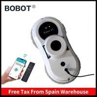 Robot nettoyeur de vitres BOBOT WIN X5, Robot pour le lavage des vitres Robot aspirateur ménager outil propre