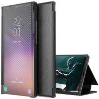 Funda para Xiaomi POCO X3 Pro X3 NFC, cubierta de fibra de carbono con tapa y soporte, protección completa, carcasa trasera fina y dura para Pocophone M3