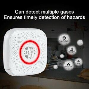 Image 4 - チュウヤwifiガスlpg漏れ検知器警報セキュリティappコントロール安全スマートホーム漏れセンサー