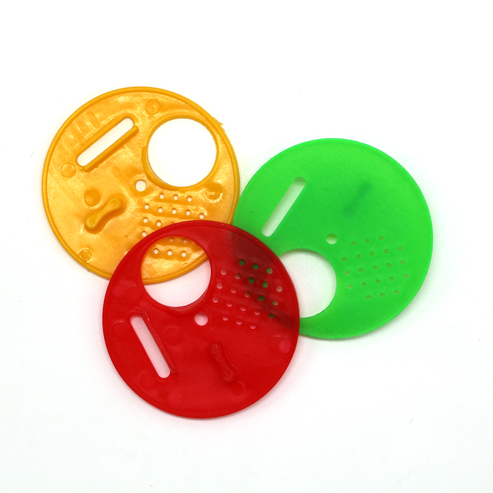 5PCS Plastic Round Plug Nest Door Vent Beehive Air Inlet Ventilation Plastic Bee Box Entrance Gate Hive Tool Tools Bees Supplies