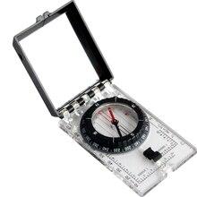 Eyeskey Многофункциональный компасы для кемпинга с линейкой компактное зеркало портативное Внешнее оборудование для кемпинга и пеших прогулок