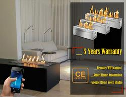 Hot Koop 72 Inches Wifi Controle Bio Brandstof Fire Eco Haard Intelligente Brander