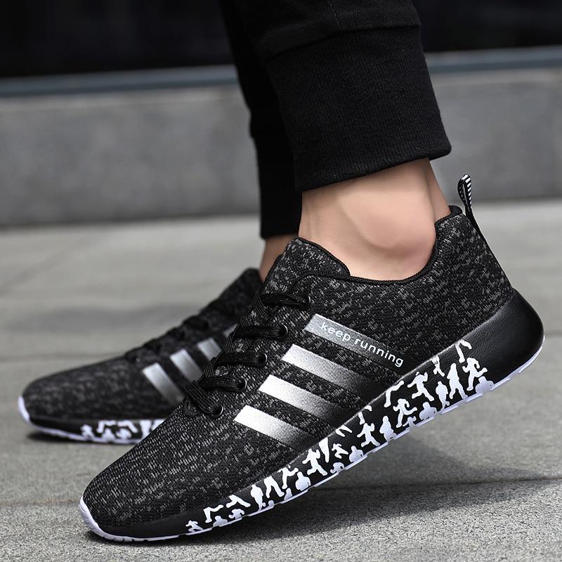 2019 Multicolor Air Mesh Casual Men Shoes Lightweight Breathable Sneakers Men Summer Mens Trainers Footwear Zapatillas Hombre