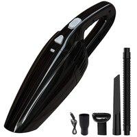 Handheld vácuo  atualizado mão aspirador de pó sem fio  poderoso aspirador de sucção ciclônica leve  recarregável carga rápida Aspiradores de pó     -
