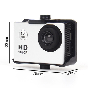 Image 4 - 480P Motorcycle Dash Sports Action Video Camera Motorcycle Dvr Full Hd 30M Waterproof,Silver