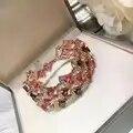 Pulsera de fiesta de Zirconia cúbica 3A de joyería de cobre de moda de diseñador