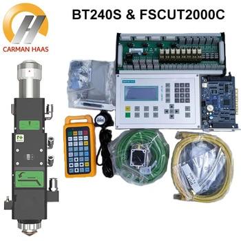 Raytools BT240S 4KW レーザ切断ヘッド + トーチ高さ制御 cypcut 制御システム + FSCUT2000 切断システム bodor 機