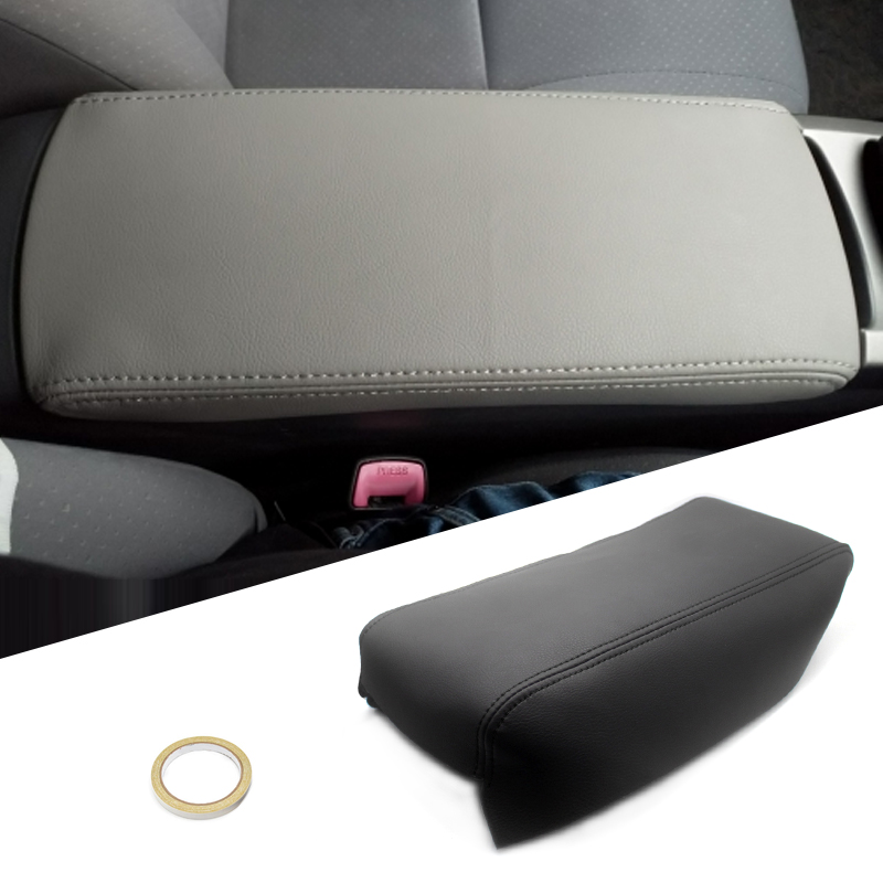 NEW grey Center Console Lid Armrest Cover Fits for Toyota Prius 2004-2009