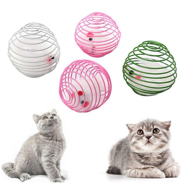 Cat Ball Toy 1pc 2
