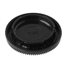 1 комплект Крышка корпуса с Лен Крышка Анти-Пылезащитная Крышка для Nikon AF AI DSLR Объектив камеры LX9A