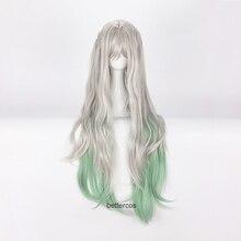 Cosplay Wigs Nene Yashiro Hanako Wig-Cap Synthetic-Hair Kun Heat-Resistant Jibaku Shounen