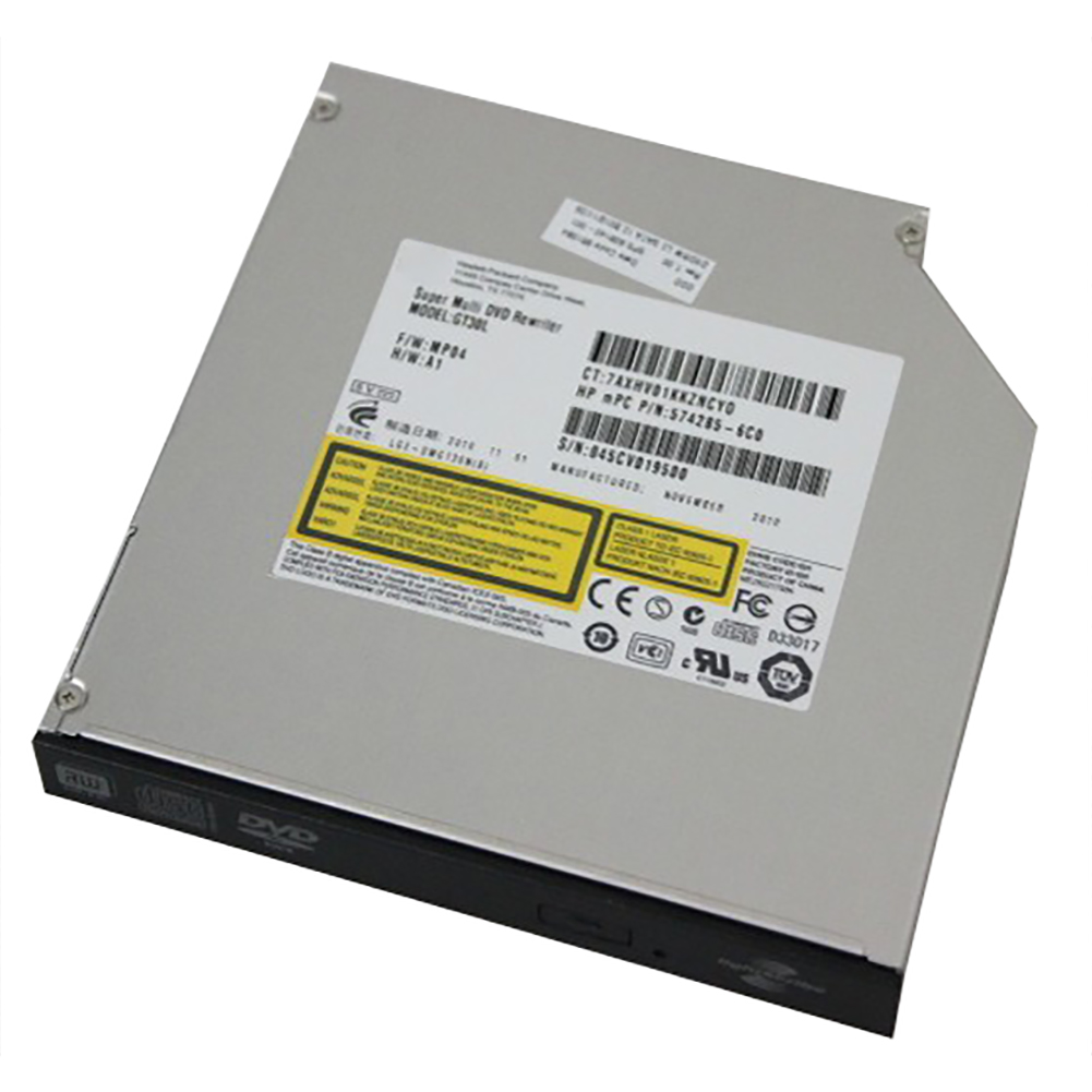 T50N SATA Replacement Slim Optical Drive Multifunction Notebook RW Recorder DVD Burner Writer Laptop Internal High Speed