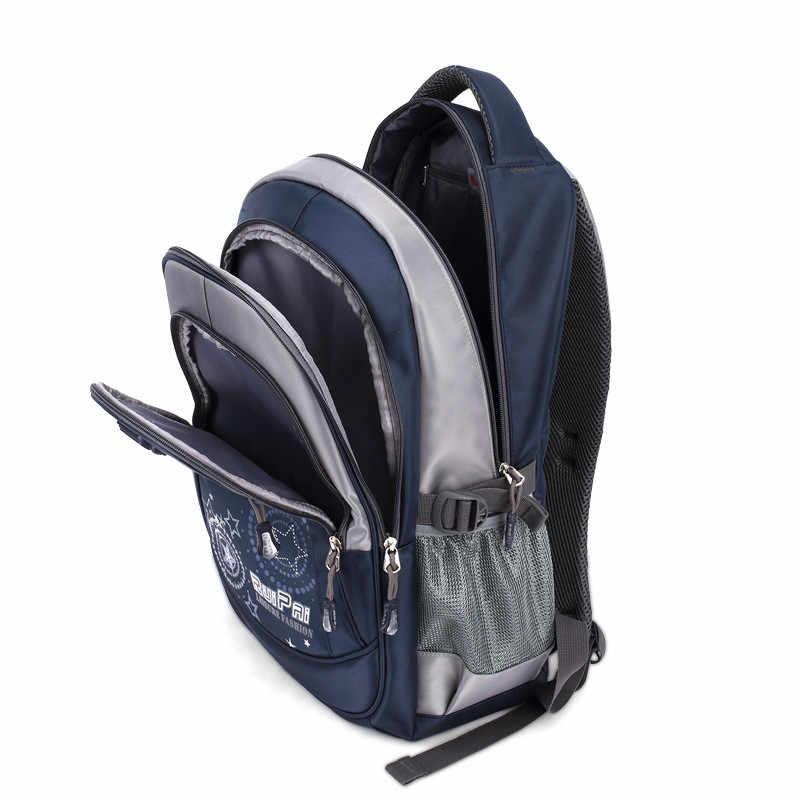 Heißer verkauf Kinder Schule Taschen Für Mädchen Jungen Kinder Satchel Wasserdicht Orthopädische Rucksack Schul buch tasche Mochila Escolar