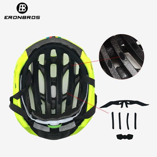 Capacete de ciclismo estrada mtb corrida capacete da bicicleta capacete ciclismo esportes ao ar livre montanha capacete vermelho led cauda luz equipamentos 4