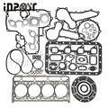 Новый полный комплект прокладок для двигателя Kubota V2203 прокладка цилиндра