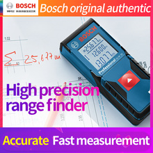 BOSCH Laser Range Finder 25/30/40/50/70/80/250 Meters Electronic Infrared Volume Room Ruler High Precision Measuring Instrument