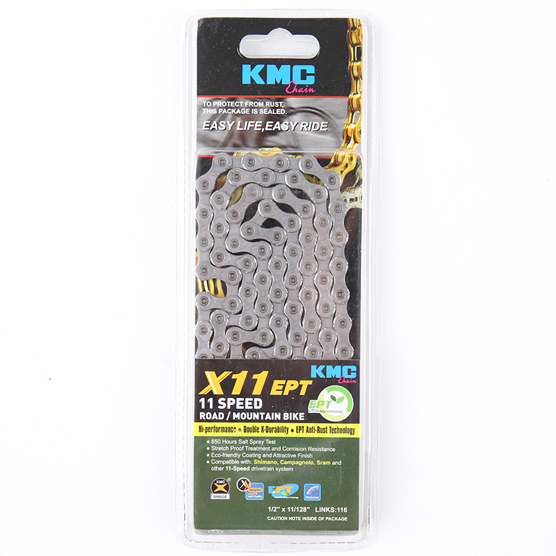 KMC X9 EPT 9 speed 116L Mountain Bike Bicycle Chain for SHIMANO Campagnolo SRAM