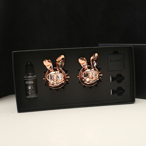 Image 5 - Mode Creatieve Schurk Konijn Patroon Gift Box Auto Luchtverfrisser Cool Car Vent Diffuser Parfum Geur Goede Geur Auto Geur