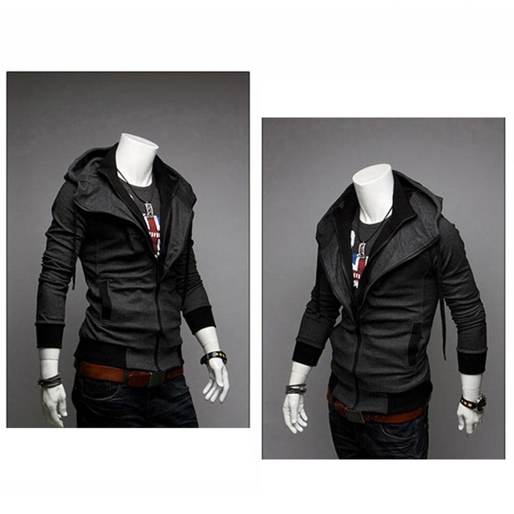 H6eedea9403bc480881d17beb673f39299 Jacket Men Autumn Winter zipper Casual Jackets Windbreaker Men Coat Business veste homme Outdoor stormwear clothing