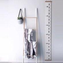 Hängen Kinder Wachstum Chart Baby Kind Kinder Höhe Herrscher Höhe Messen Lineal für Kinder Zimmer Dekoration Kunst Ornament