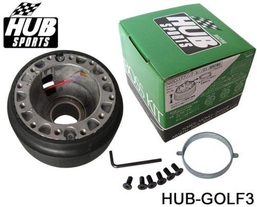 Racing Steering Wheel Boss Kit Hub ADAPTER Fit For Golf MK3