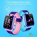 Q12 Детские Смарт-часы водонепроницаемые SOS анти-потеря gps искатель монитор многофункциональный для IOS Android Reloj Inteligente Nio