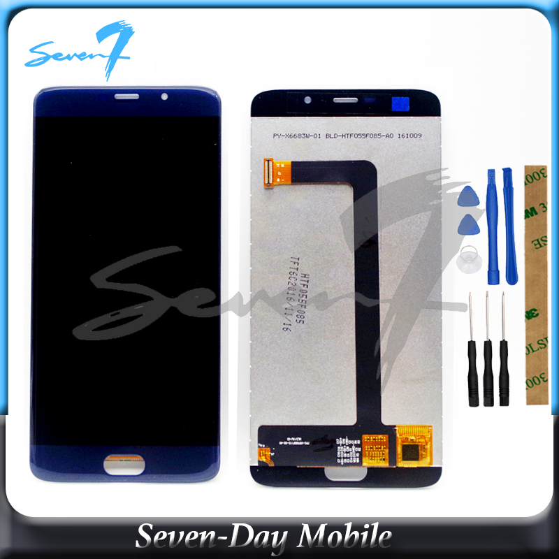 "Image 2 - 5.5"" 100% Tested New LCD Display For Elephone S7 LCD Screen Display With Touch Screen Assembly-in Mobile Phone LCD Screens from Cellphones & Telecommunications"