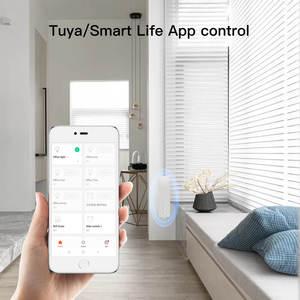 Image 3 - Zemismart New Update Tuya WiFi Roller Shade Driver Built in Battery Blind Motor Alexa Google Assistant Voice Control
