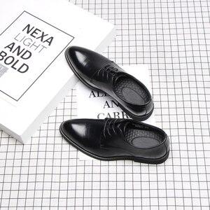 Image 1 - 37 44 Mensอย่างเป็นทางการรองเท้าธุรกิจสบายสไตล์สุภาพบุรุษรองเท้าผู้ชาย #2033